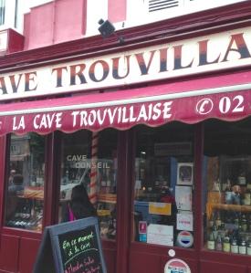 Trouville-Cave-Trouvillaise-Cave à vins