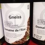 Muscadet - Domaine de l'Ecu, Gneiss