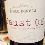 Espagne - Catalogne - Penedès - Finca Parera - Faust 0.8 – Crianza - 2008
