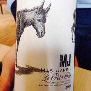 Languedoc-Roussillon - Côtes du Roussillon-Villages - Mas Janeil - Le Petit Pas - 2013