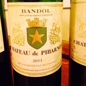 Provence - Bandol - Château de Pibarnon – Rouge – 2011