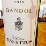 Provence - Bandol - Château Salettes - 2013