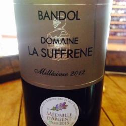 Provence - Bandol - Domaine La Suffrène - 2012