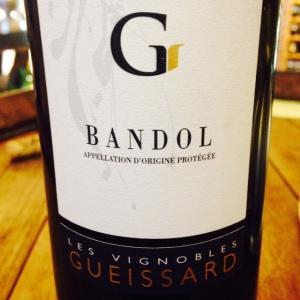 Provence - Bandol - Les Vignobles Gueissard - 2012
