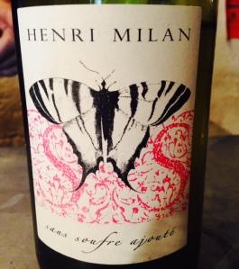 Provence – VDF - Domaine Henri Milan - Papillon - Blanc – 2014