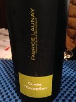 Vallée de la Loire – Vin de France (Muscadet) – Fabrice Launay - Cuvée l'Exception - 2010