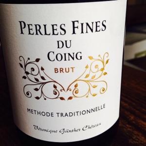 Vallée de la Loire (muscadet) – Vin de France - Château du Coing de Saint Fiacre - Perles fines du Coing
