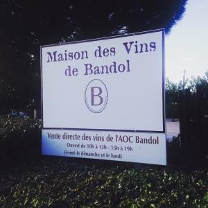 Bandol - Maison des Vins de Bandol