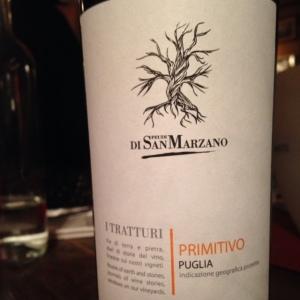 Italie - Pouilles - Feudi di San Marzano - Primitivo - 2014
