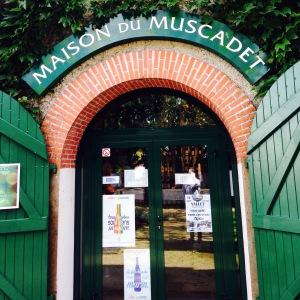 Maison des Vins du Muscadet - Entrée