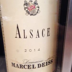 Alsace – Domaine Marcel Deiss – 2014