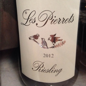 Alsace – Riesling - Domaine Josmeyer – Les Pierrets – 2012