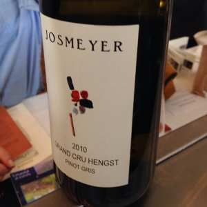 Alsace Grand Cru – Riesling - Domaine Josmeyer – Hengst – 2010