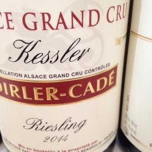 Alsace Grand Cru – Riesling – Domaine Dirler-Cadé – Kessler – 2014