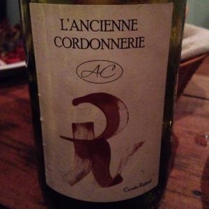 Languedoc-Roussillon - IGP de l'Herrault - L'ancienne cordonnerie – Yann Le Bouler - Cuvée Rafaël - 2014