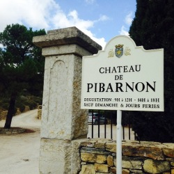 Bandol - Château de Pibarnon