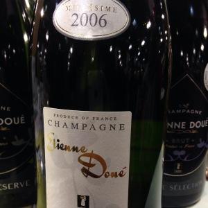 Champagne – Etienne Doué –Brut - Cuvée Prestige - Millésime 2006