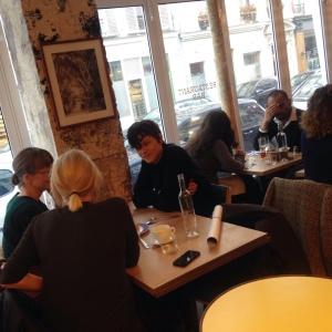 Dune - Restaurant Paris - Salle