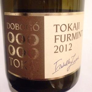 Hongrie - Tokaji - Furmint - Dobogó – 2012
