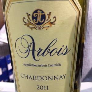 Jura - Arbois – Jacques Tissot – Chardonnay – 2011