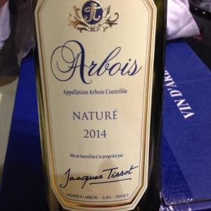 Jura - Arbois – Jacques Tissot – Naturé – 2014
