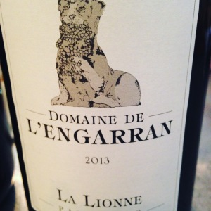 Languedoc - IGP Pays d'oc – Domaine de l'Engarran – La Lionne – 2013 (rouge)