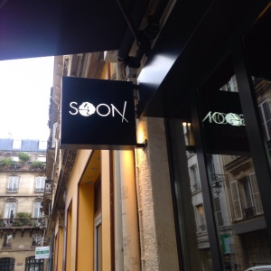 Paris 3 - Restaurant - Soon Grill - devanture