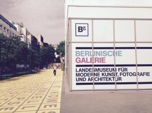 04 - Entrée de la Berlinische Gallerie