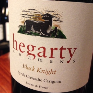 Languedoc-Roussillon - Minervois - Domaine Hegarty Chamans - Black Knight - 2007