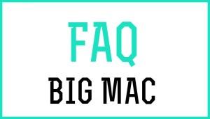 FAQ-Bigmac