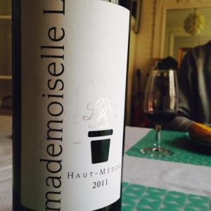 Bordelais - Haut-Médoc - Château La Lagune - Cuvée Mademoiselle L (second vin) - 2011