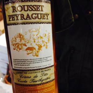 Bordelais - Sauternes - Château Rousset-Peyraguey - Cuvée Crème de tête - 2011