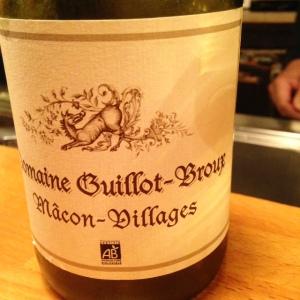 Bourgogne - Mâcon-Villages - Domaine Guillot-Broux- 2014 - blanc