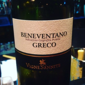 Italie - Campanie - Beneventano IGT - Vigne Sannite - Greco