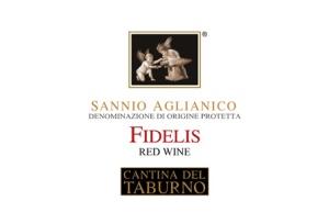 Italie - Campanie - Sannio Aglianico (DOC) - Cantina del Taburno - Fideis