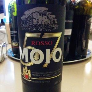 Italie - Campanie - Vino da tavola - Cantine Moio - Moio 57