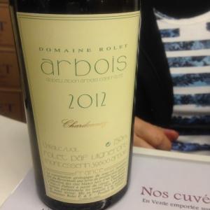 Jura - Arbois - Domaine Rolet - 2012