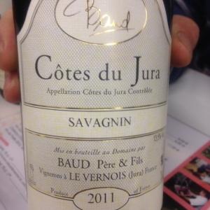 Jura - Côtes du Jura - Baud Père & Fils - Savagnin - 2011