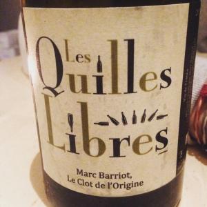 Languedoc-Roussillon - Vin de Pays des Côtes Catalanes - Domaine Clot de l'Origine - Les Quilles Libres - 2011