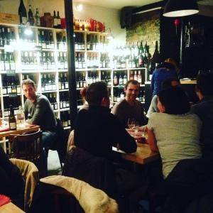 Paris 3 - Ballon Rouge - Bar et cave à vins salle