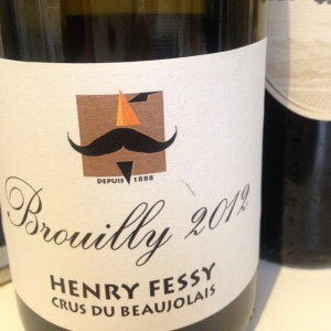 Beaujolais - Brouilly - Henry Fessy - 2012