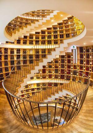 Bordeaux - L'Intendant - Cave à vins - Vu d'ensemble