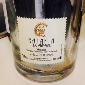 Rare sont les bouteilles qui sont terminées aussi vite...