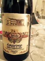 Italie - Vénétie - Amarone della Valpolicella - Dindo - Classico - 2008