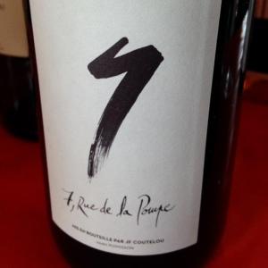 Languedoc-Roussillon - Vin de France - Jeff Coutelou - 7 rue de la Pompe - 2015