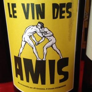 Languedoc-Roussillon - Vin de France - Jeff Coutelou - Le vin des amis - 2015