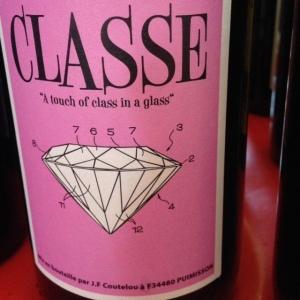 Languedoc-Roussillon - Vin de France - Mas Coutelou - Classe - 2014