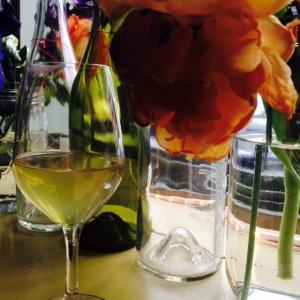 Paris - Septime la cave - Bar cave à vins - verre de vins