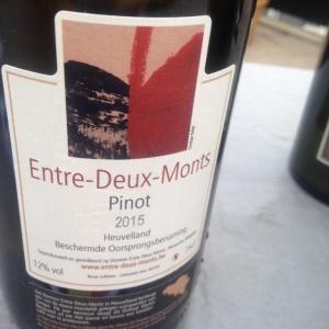 Belgique - Heuvelland - Domaine Entre-Deux-Monts - Pinot - 2015