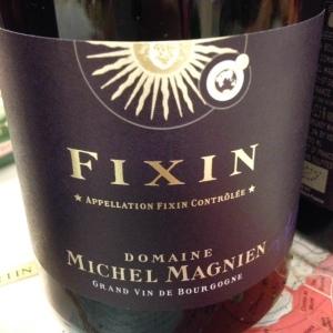 Bourgogne - Fixin - Domaine Michel Magnien - Rouge - 2014